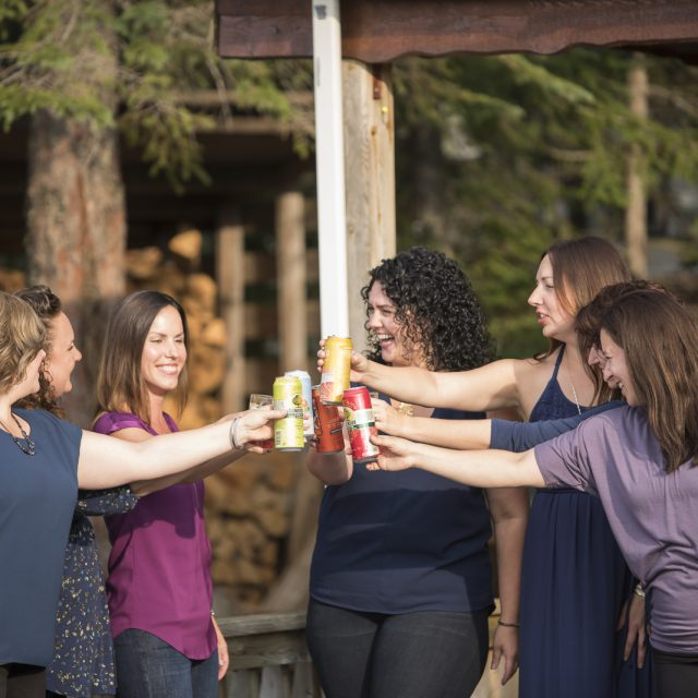 Girlfriends at Camp Lifestyle Photography Dan Garrity Media