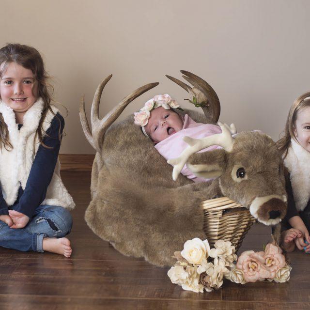 Avery, Annabell & Alexis The A-Team (Thunder Bay Photographer Dan Garrity Media)