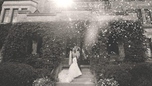 Alana & Louie LA Wedding Thunder Bay by Wedding Photographer Dan Garrity Media